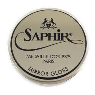 Паста для блеска - SAPHIR MD'OR MIRROR GLOSS 75ml фото 37733