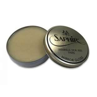 Паста для блеска - SAPHIR MD'OR MIRROR GLOSS 75ml фото 37734