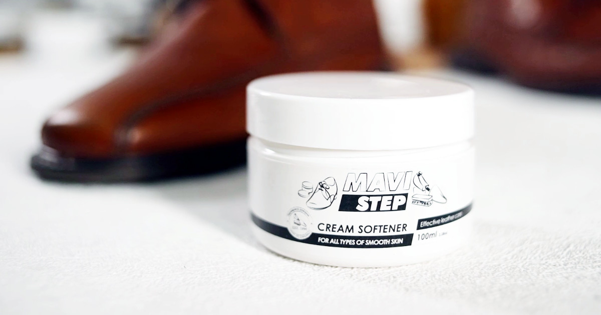 MAVI STEP Cream Softener